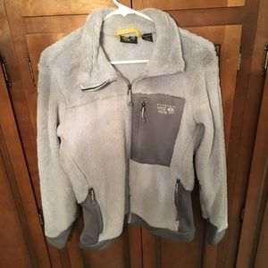 Mountain HardWear fleece, medium
